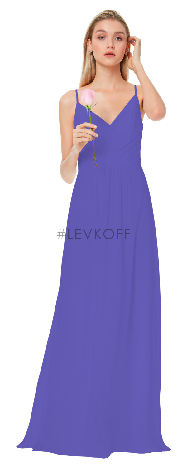 #LEVKOFF Bridesmaid Dress Style 7034