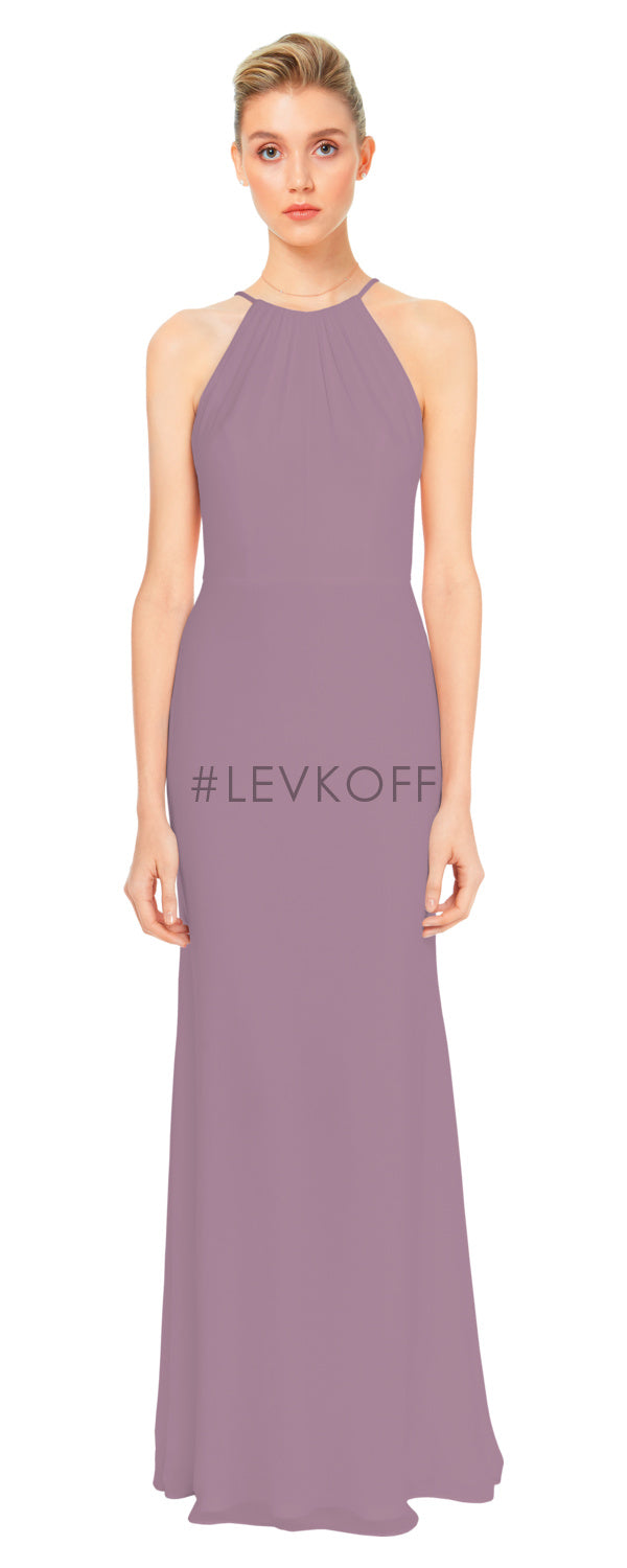 #LEVKOFF Bridesmaid Dress Style 7032
