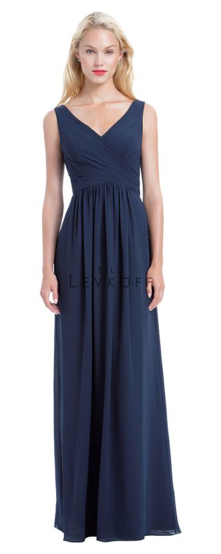 Bill Levkoff Bridesmaid Dress Style 1162 front