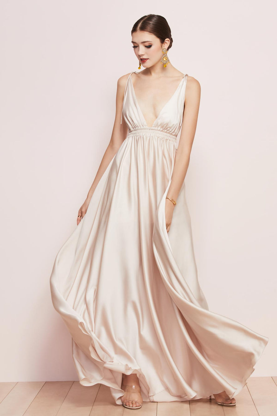 Watters Bridesmaid Dress Quentin front