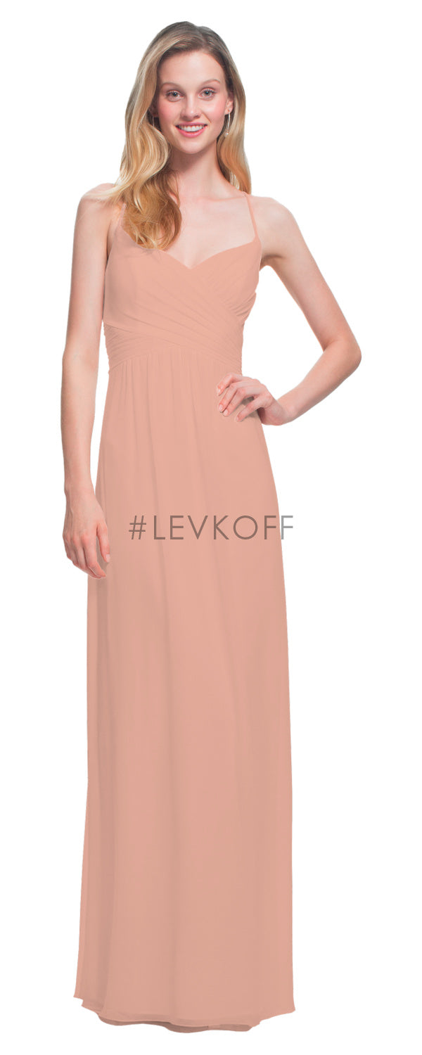 #LEVKOFF Bridesmaid Dress Style 7020