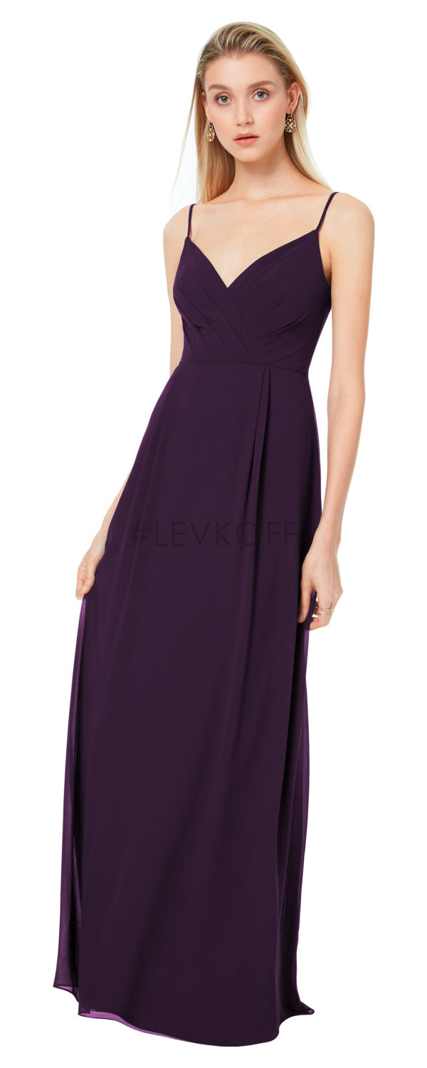 #LEVKOFF Bridesmaid Dress Style 7035