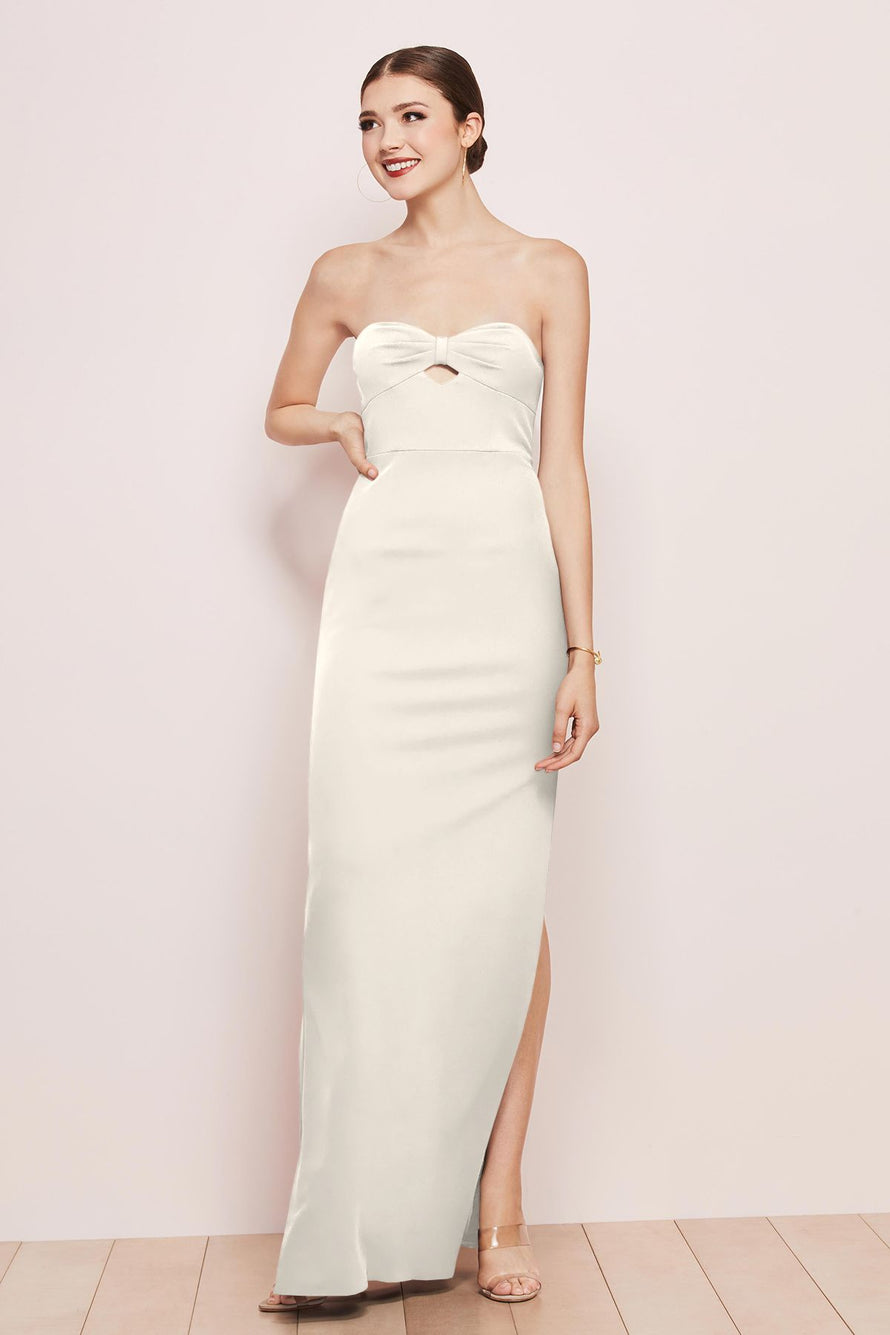 Watters Bridesmaid Dress Illiana Ivory
