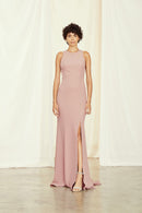 Amsale Long Bridesmaid Dress Mila