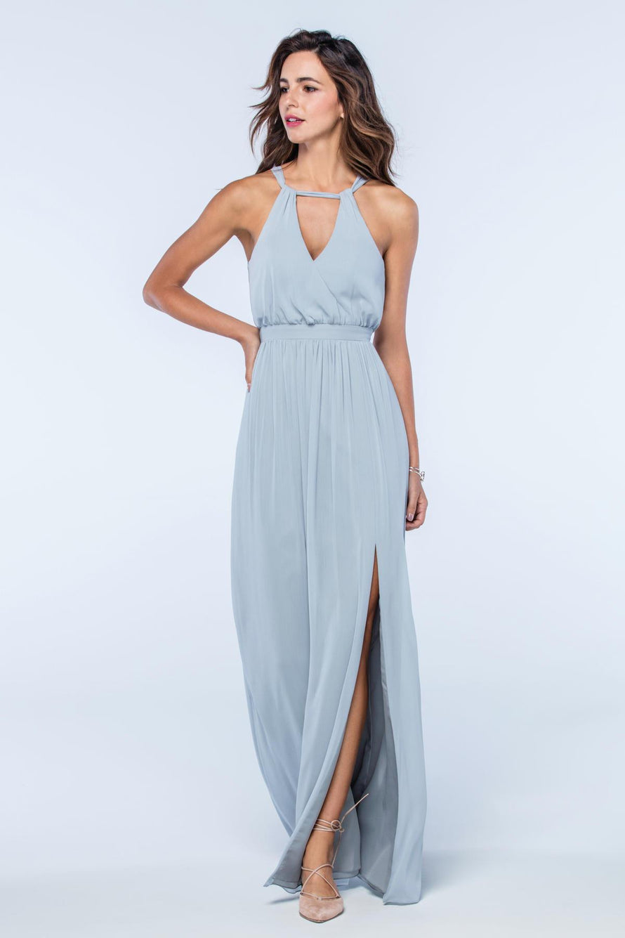 Watters Bridesmaid Dress Fleurette front