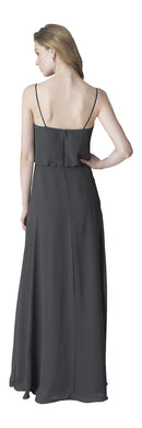 Bill Levkoff Bridesmaid Dress Style 1266 back