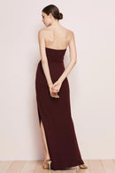 Watters Bridesmaid Dress Illiana back