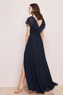Wtoo by Watters Bridesmaid Dress Style Jordi back