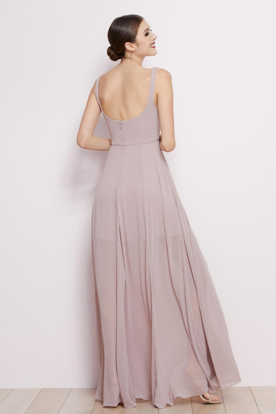Watters Bridesmaid Dress Aubrey back