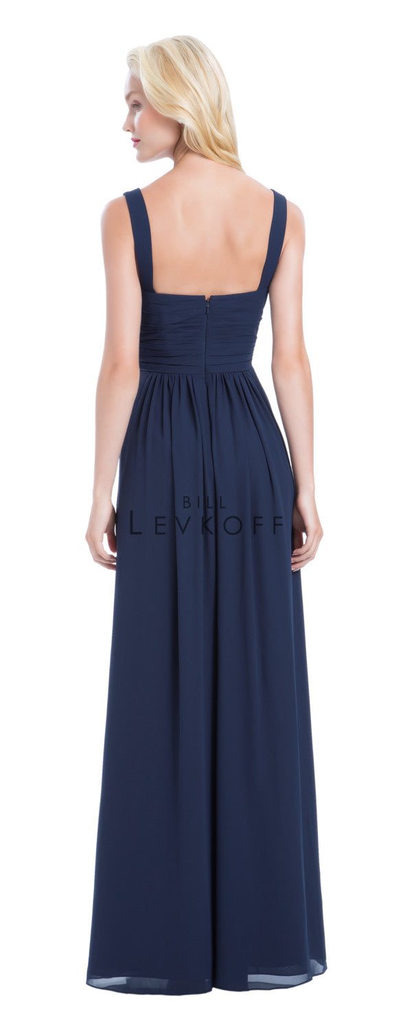 Bill Levkoff Bridesmaid Dress Style 1162 back
