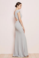 Watters Bridesmaid Dress Parker back