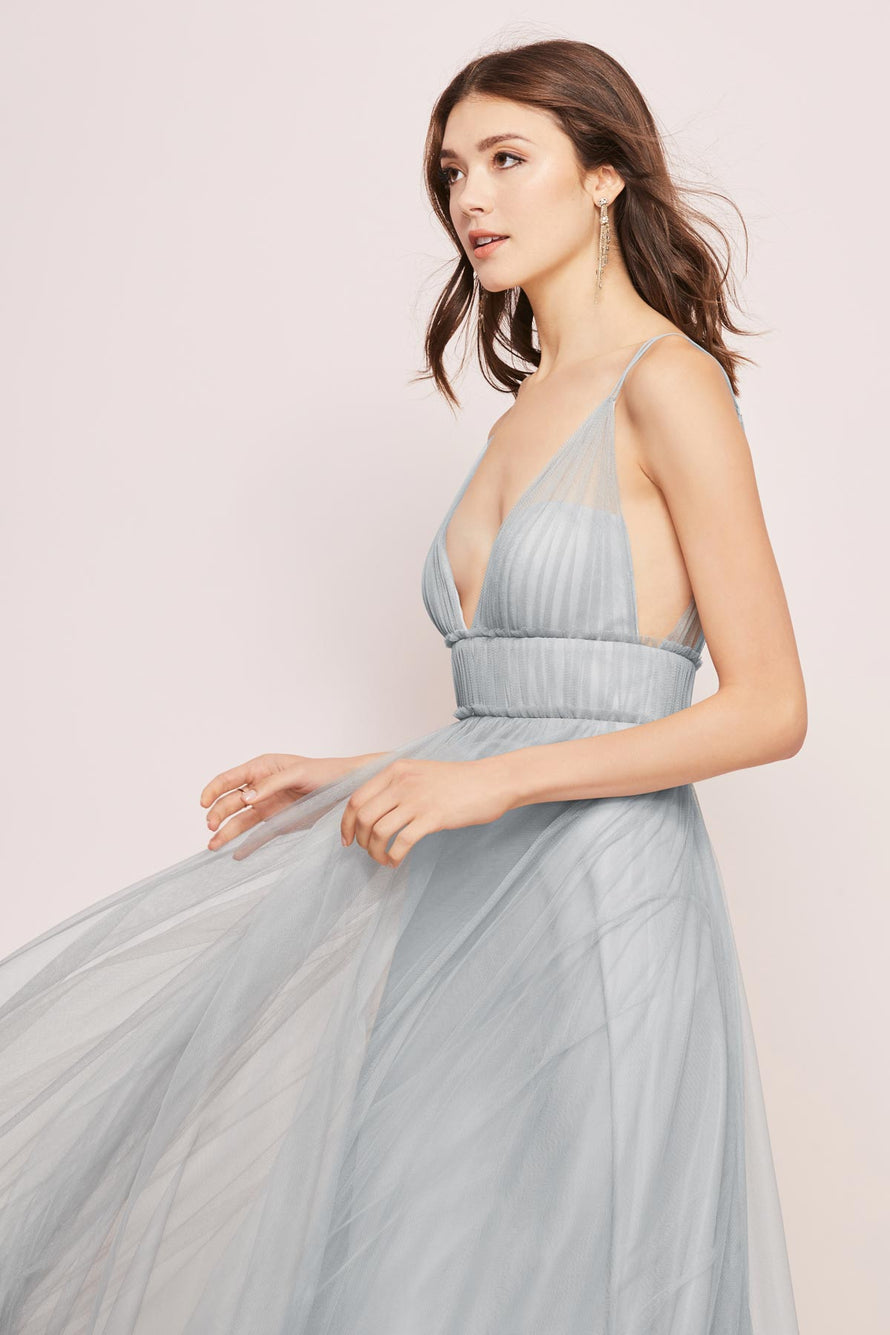 Wtoo by Watters Bridesmaid Dress Callie 744 Solid