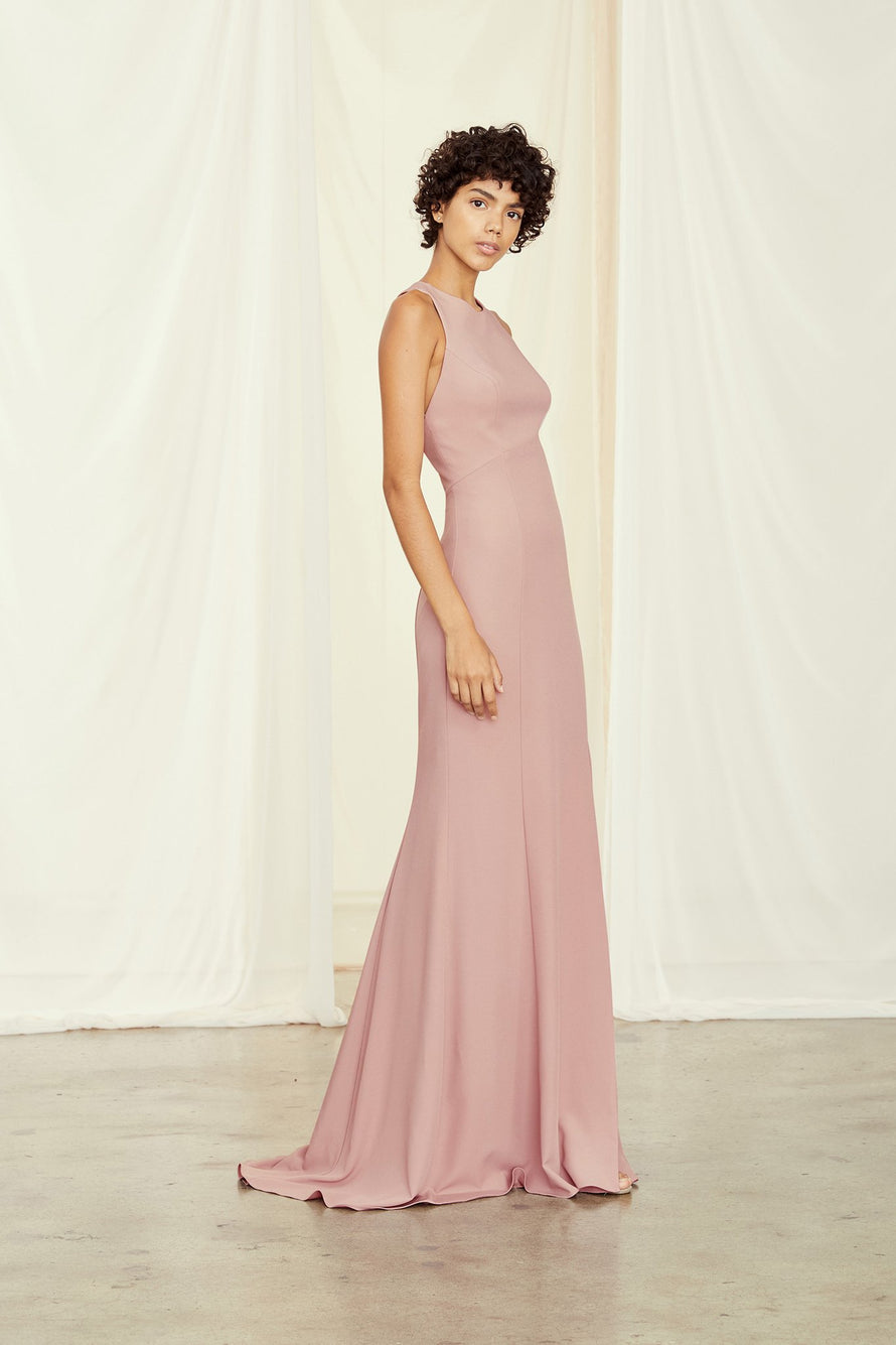 Amsale Bridesmaid Dress Mila