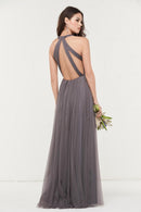 Wtoo by Watters Bridesmaid Dress Style 444 back