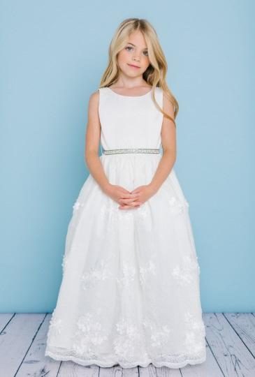 Rosebud Fashions Flower Girl Dress Style 5128