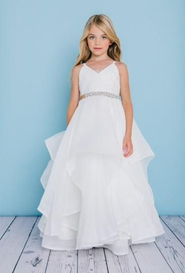 Rosebud Fashions Flower Girl Dress Style 5132