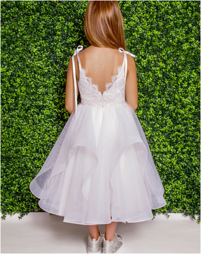 La Petite Flower Girl Dress Lillian 5825