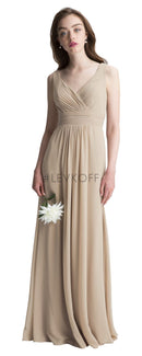 #LEVKOFF Bridesmaid Dress Style 7004 front