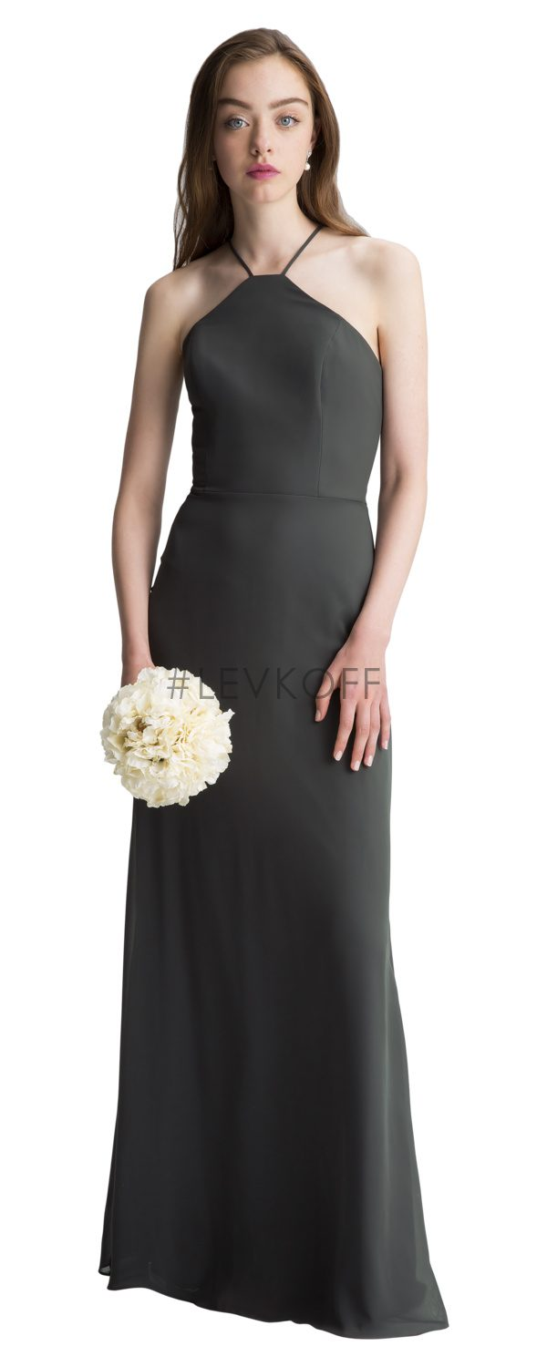 #LEVKOFF Bridesmaid Dress Style 7007 front