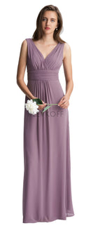 #LEVKOFF Bridesmaid Dress Style 7009 front