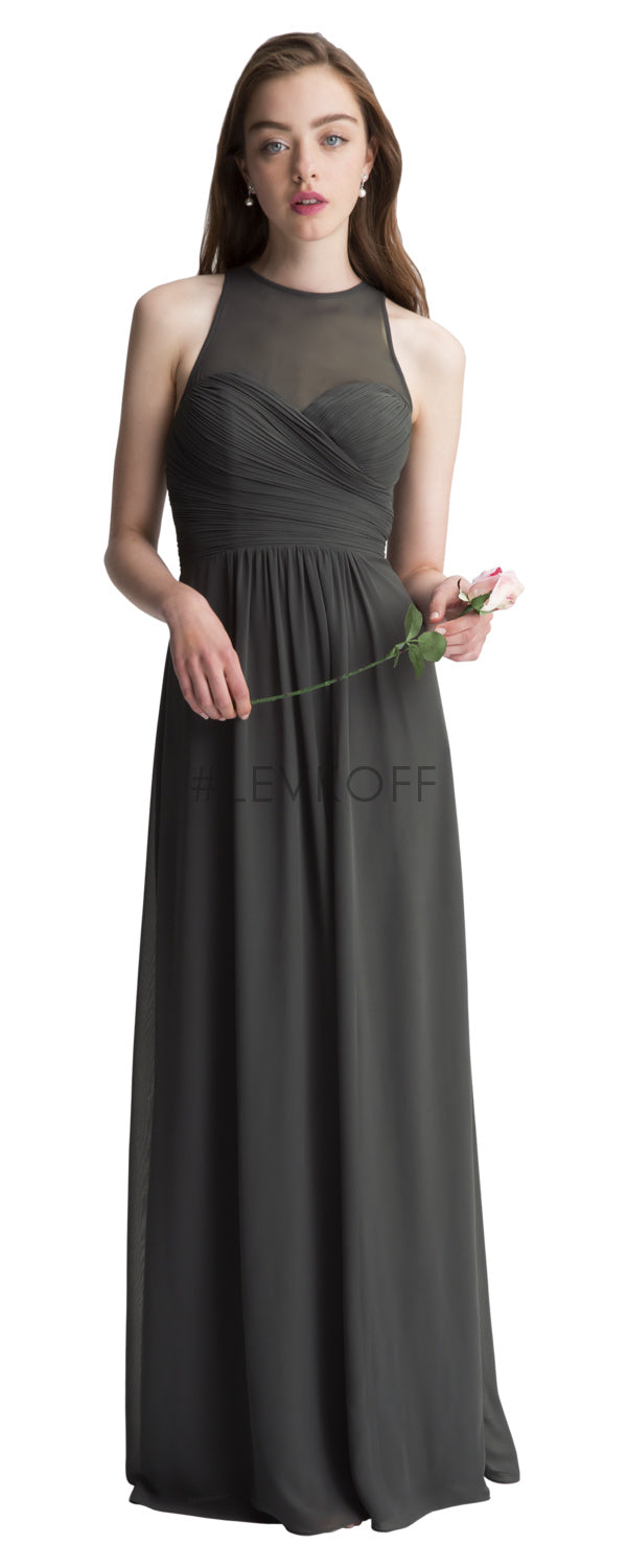 #LEVKOFF Bridesmaid Dress Style 7010 front