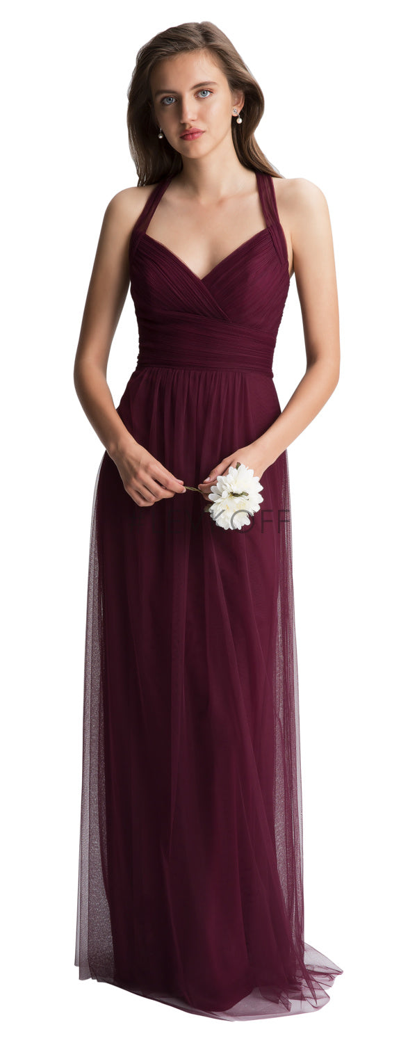 #LEVKOFF Bridesmaid Dress Style 7012 front