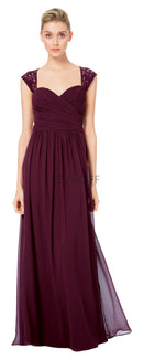 #LEVKOFF Bridesmaid Dress Style 7045 front