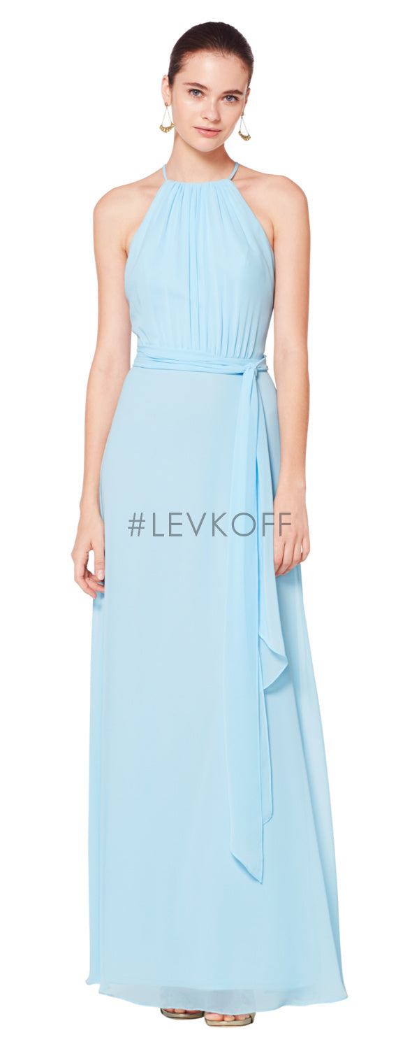 #LEVKOFF Bridesmaid Dress Style 7070 front