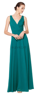 #LEVKOFF Bridesmaid Dress Style 7078 front