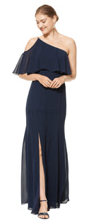 #LEVKOFF Bridesmaid Dress Style 7104 front