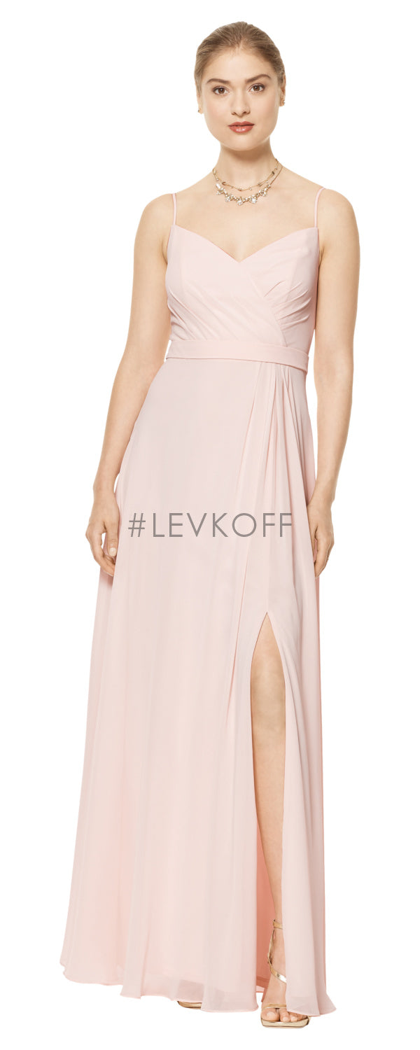#LEVKOFF Bridesmaid Dress Style 7105 front