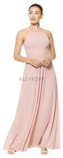 #LEVKOFF Bridesmaid Dress Style 7111 front