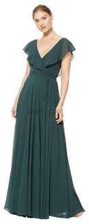 #LEVKOFF Bridesmaid Dress Style 7112 front