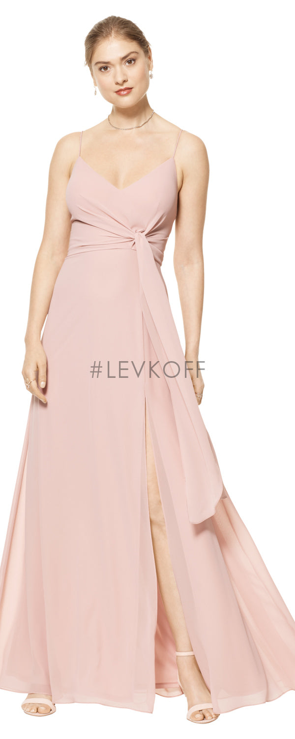 #LEVKOFF Bridesmaid Dress Style 7114 front