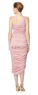 #LEVKOFF Bridesmaid Dress Style 7121 back