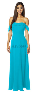 #LEVKOFF Bridesmaid Dress Style 7123