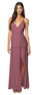 #LEVKOFF Bridesmaid Dress Style 7129 front