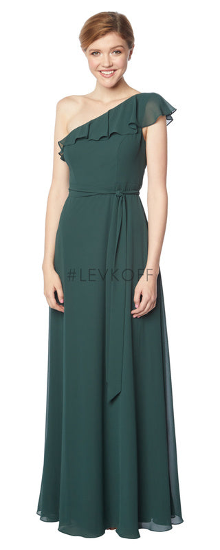#LEVKOFF Bridesmaid Dress Style 7130 front