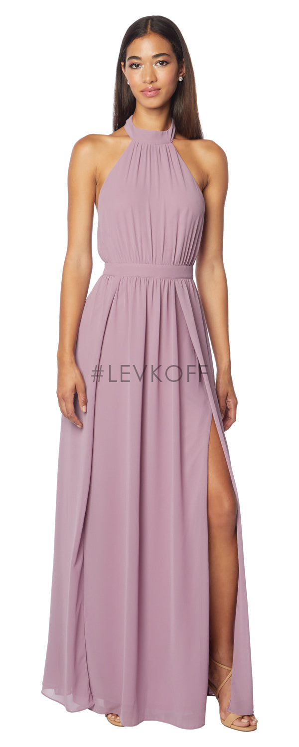 #LEVKOFF Bridesmaid Dress Style 7139 front