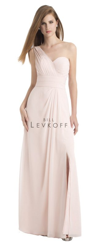 Bill Levkoff Bridesmaid Dress Style 749 front
