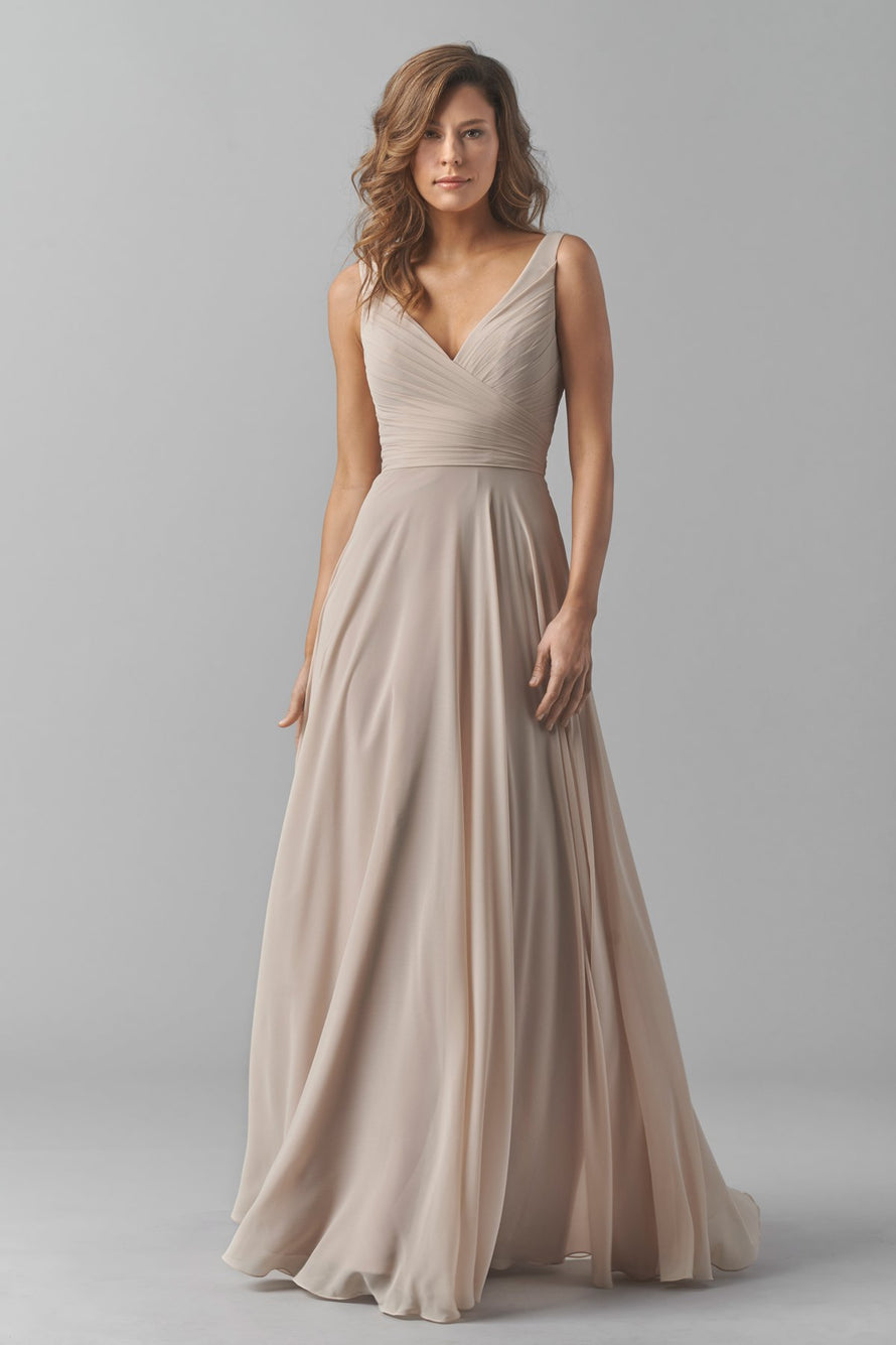 Watters Bridesmaid Dress Karen front