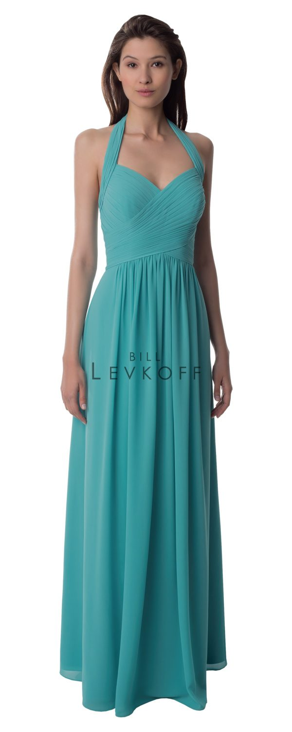 Bill Levkoff Bridesmaid Dress Style 990 front