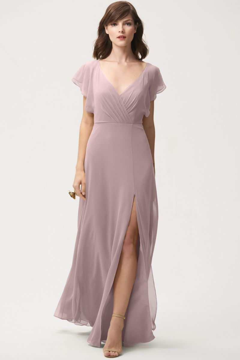 Fig-Jenny Yoo Bridesmaid Dress Alann