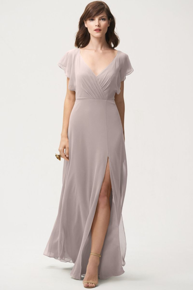 Woodrose-Jenny Yoo Bridesmaid Dress Alanna