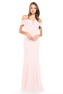 Bari Jay Bridesmaid Dress 2014 -Almond