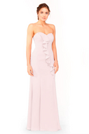 Bari Jay Bridesmaid Dress 1955 - Almond