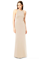 Bari Jay Bridesmaid Dress 1882 - Almond
