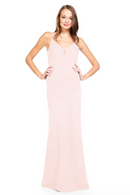 Bari Jay Bridesmaid Dress 2012 - Almond