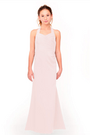 Bari Jay Junior Bridesmaid Dress 1958 - Almond