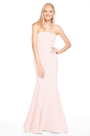 Bari Jay Bridesmaid Dress 2015 -Almond